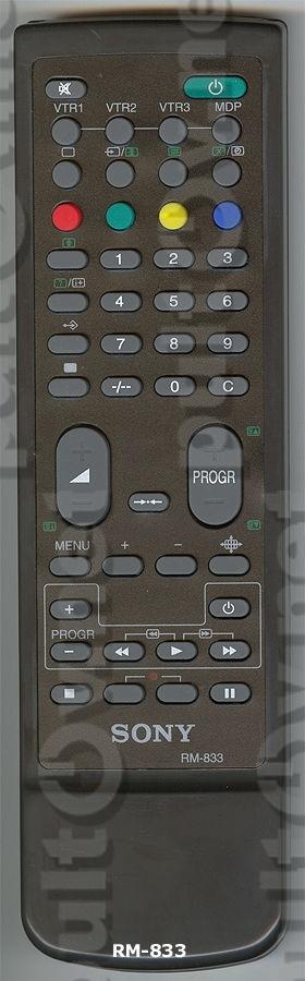SONY RM-833 неоригинальный