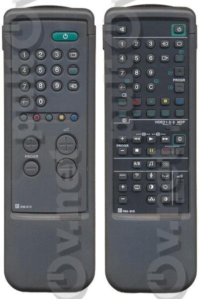 SONY RM-816 [TV]неоригинальный
